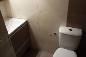 Ανακαίνιση Μικρού Μπάνιου Στην Αθήνα - Πολύγωνο