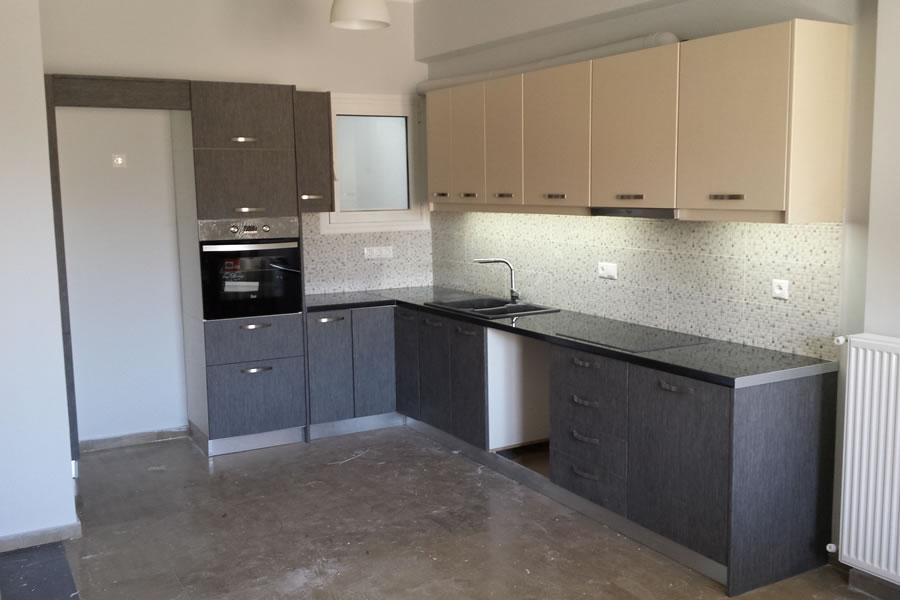 Ανακαίνιση Κουζίνας Μπάνιου στην Νέα Σμύρνη
