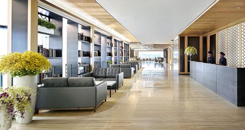 Ανακαίνιση Ξενοδοχείου και Ιδέες για το Χώρο Υποδοχής Lobby