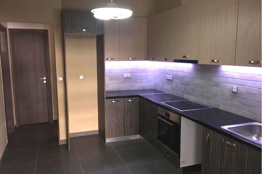 Ανακαίνιση σε Κουζίνα και Μπάνιο στο Γαλάτσι