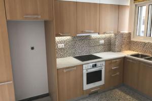 Ανακαίνιση στην Κυψέλη σε Μπάνιο - Κουζίνα